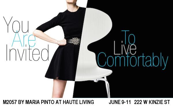 Don't Miss the M2057 Pop-Up Event at Haute Living!