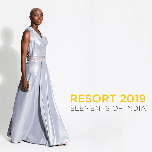 Resort 2019: Elements of India