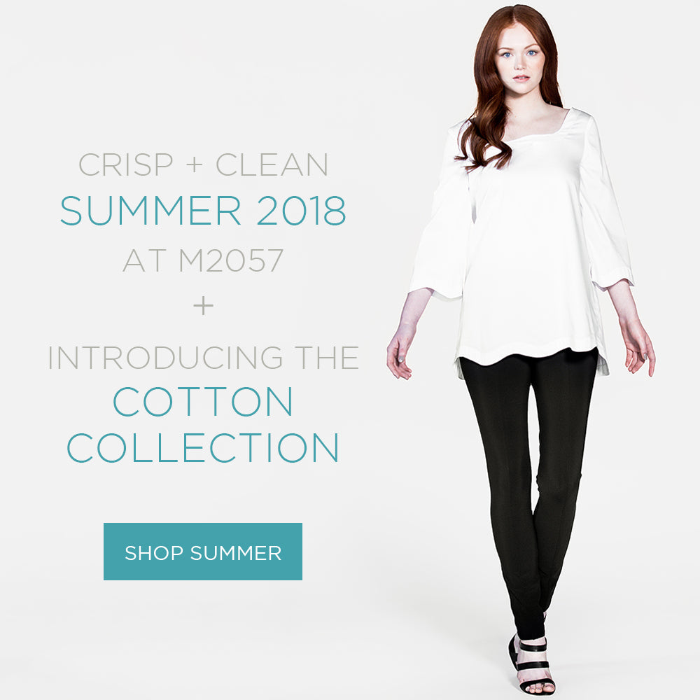 Now in store: Introducing COTTON + The Summer Collection!