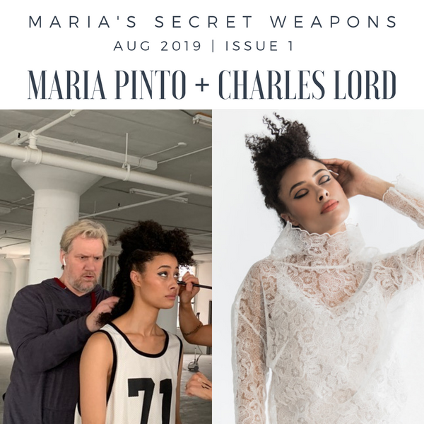 Maria's Secret Weapons | Issue 1