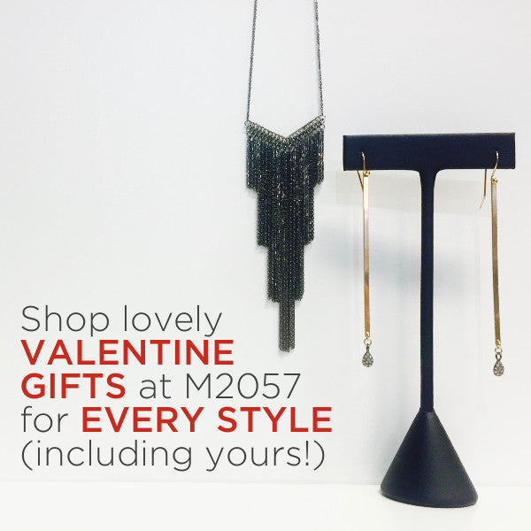 Make a Statement This Valentine's Day with the Perfect Bold Jewelry
