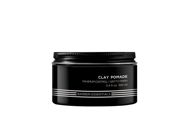 Pommade Clay Maximum Control REDKEN BREWS