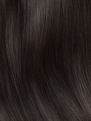 Razzl Dazzl Hair Espresso Brown Colour Swatch