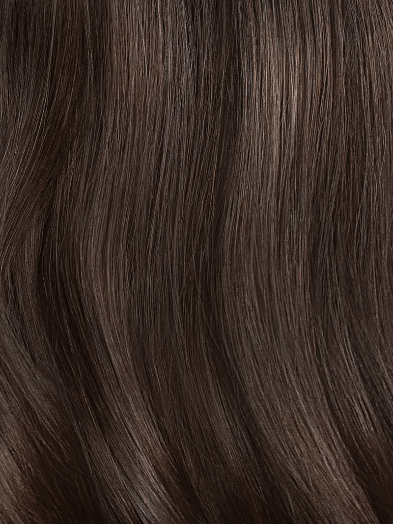 Razzl Dazzl Hair Dark Brown Colour Swatch