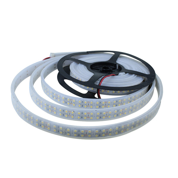 SMD 3528 240Leds/m Double row Waterproof led strip - 5 Meter - SupplyLedStrip