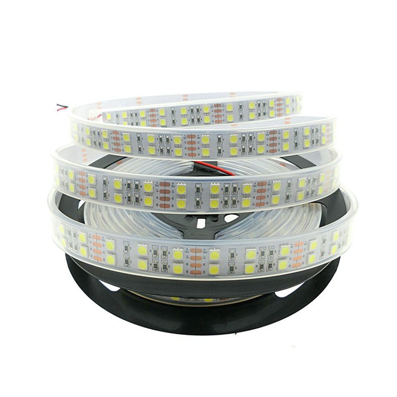120leds/m IP67 Waterproof SMD 5050 LED Strip - 5 Meter - SupplyLedStrip