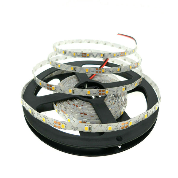 S shape SMD 2835 60led/m Non-waterproof led strip - 5 Meter - SupplyLedStrip