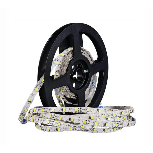 S shape SMD 2835 72led/m Non-waterproof led strip - 5 Meter - SupplyLedStrip