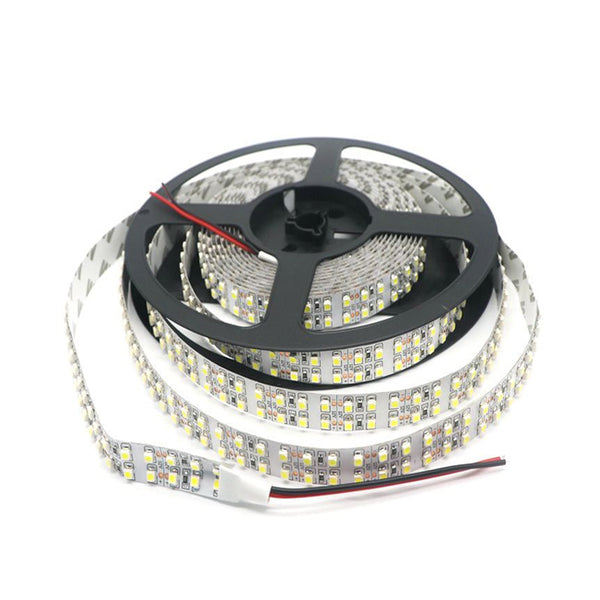 SMD 3528 240Leds/m Double row Non-Waterproof Led strip - 5 Meter - SupplyLedStrip