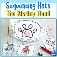 The Kissing Hand Sequencing Hats
