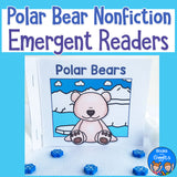 Nonfiction Polar Bear Emergent Readers