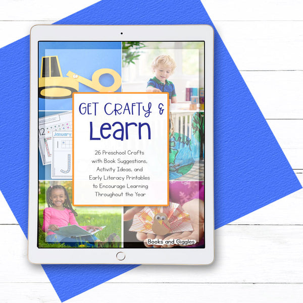 Get Crafty and LEARN!