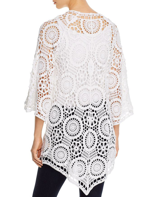 Sigvian Cotton Crocheted Cover-Up