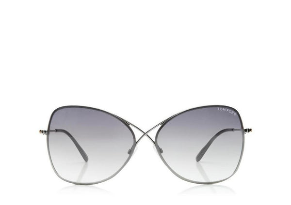 TOM FORD COLETTE - GUNMETAL