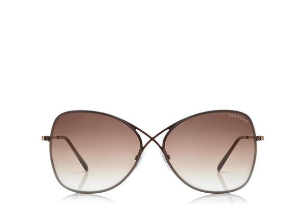 TOM FORD COLETTE - DARK BROWN