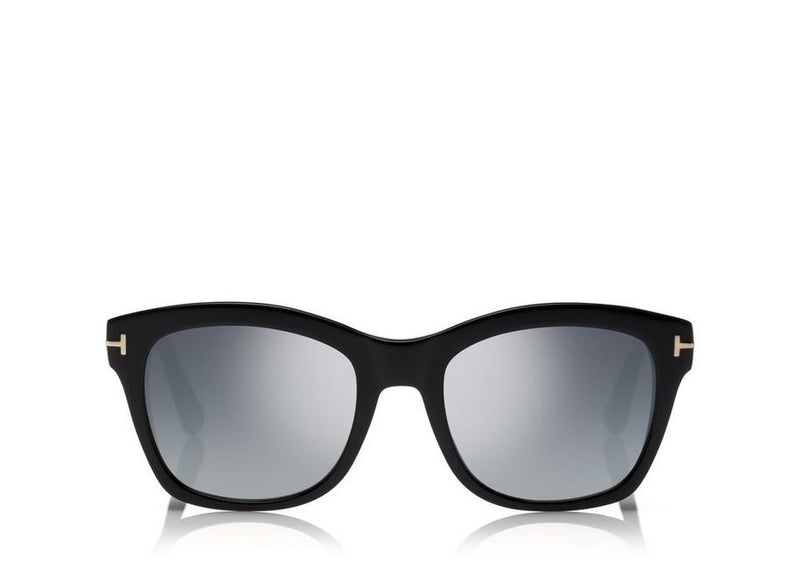 Tom Ford - LAUREN - BLACK/SMOKE