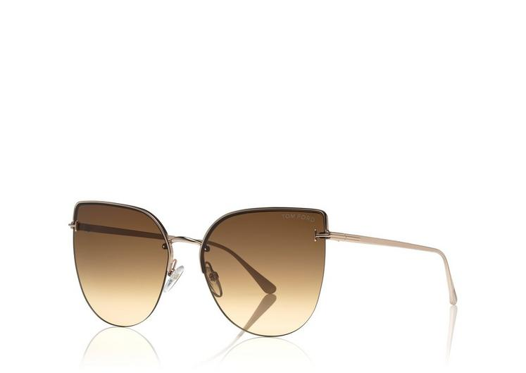 Tom Ford INGRID - GRADIENT BROWN