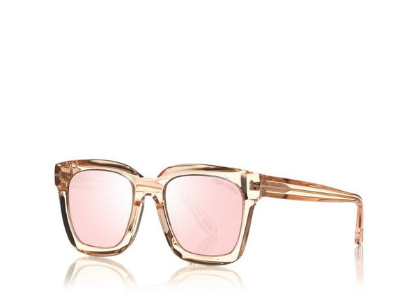 TOM FORD SARI - SHINY TRANSPARENT PINK