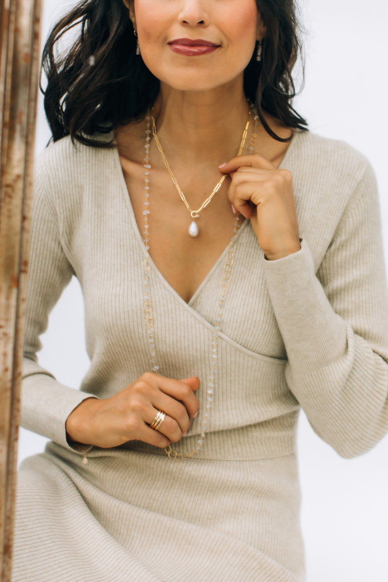 BON VIVANT NECKLACE