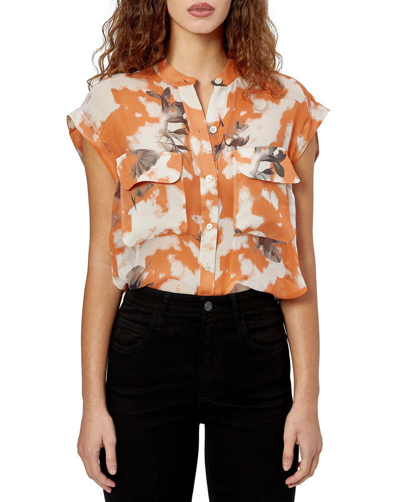 COVISA SHORT SLEEVE TOP