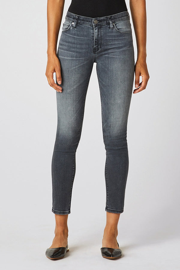 NICO MID-RISE SKINNY ANKLE JEAN
