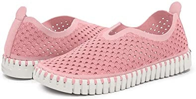 TULIP PERFORATED SHOE