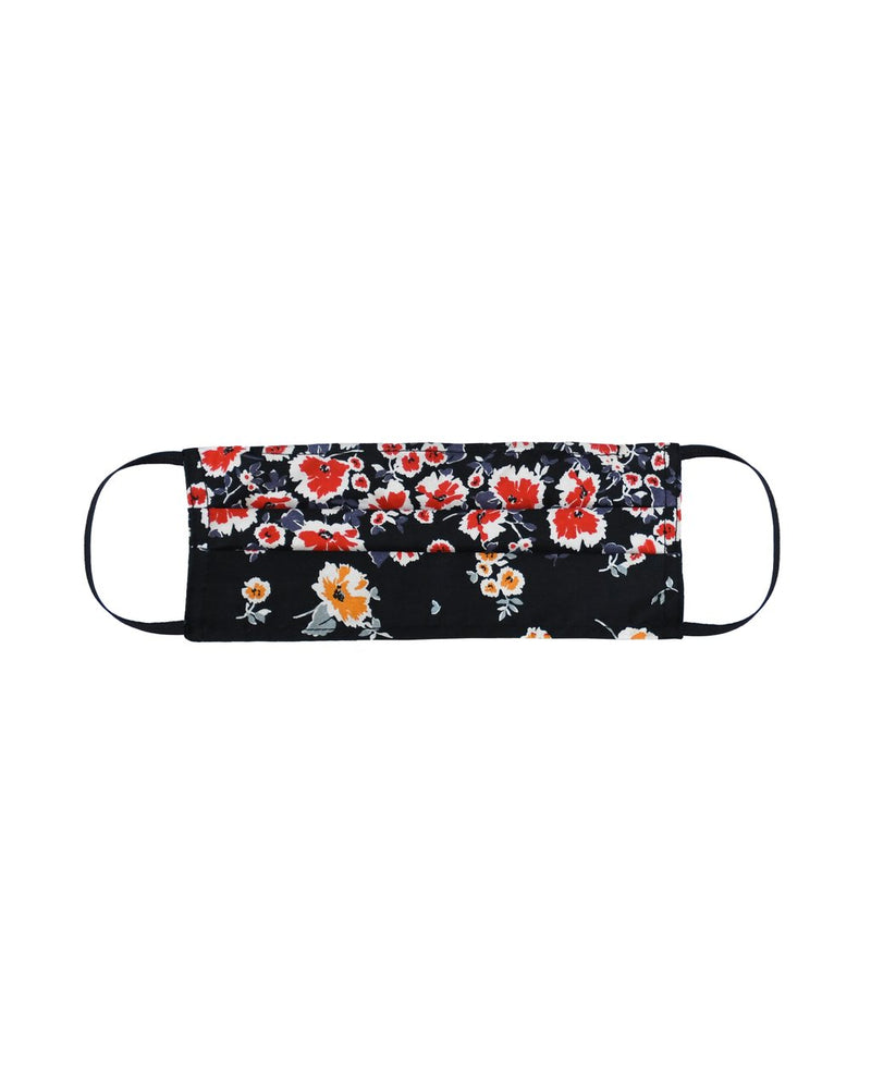 NICOLE MILLER ASBURY FLORAL MASK