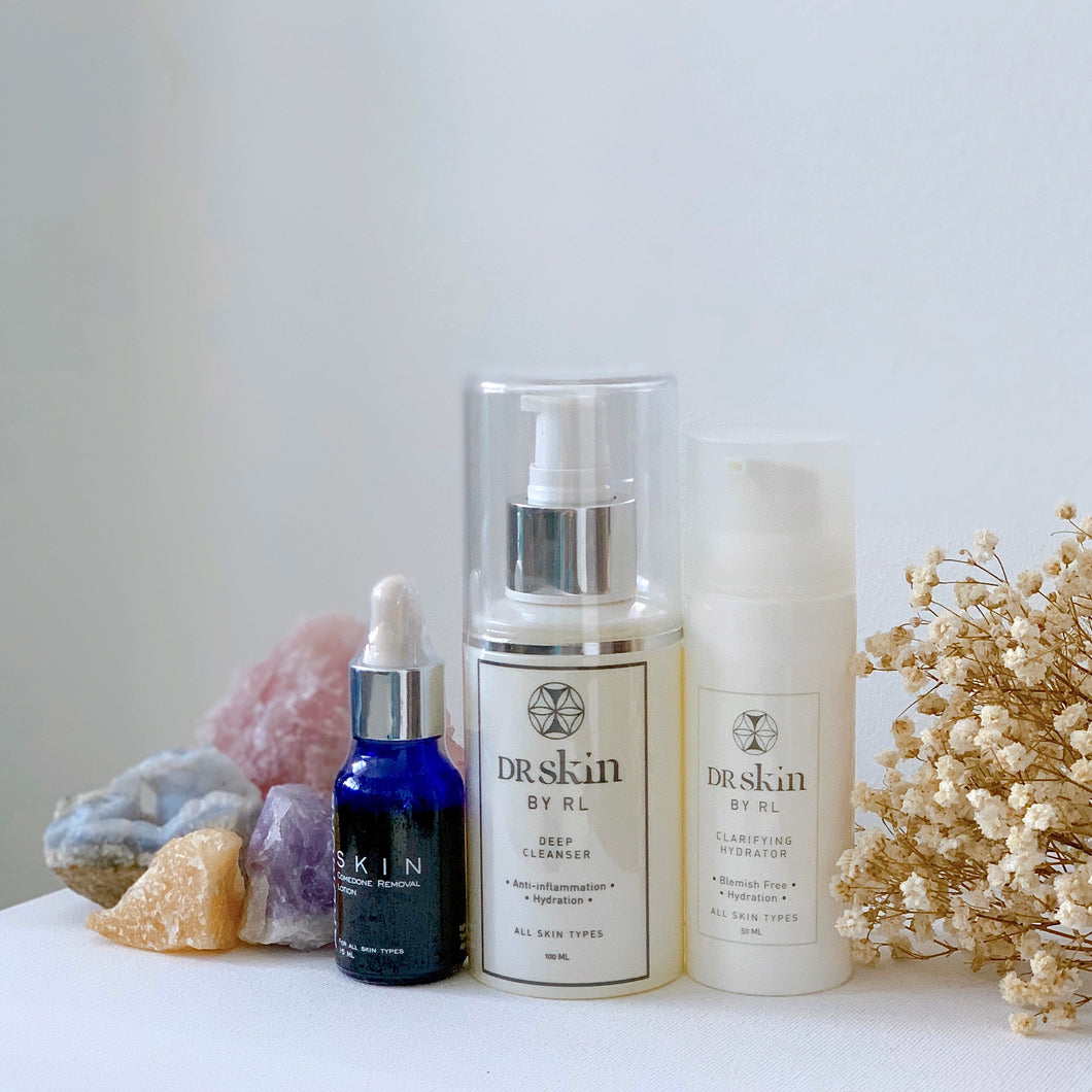 Blemish Skin Rescue Pack