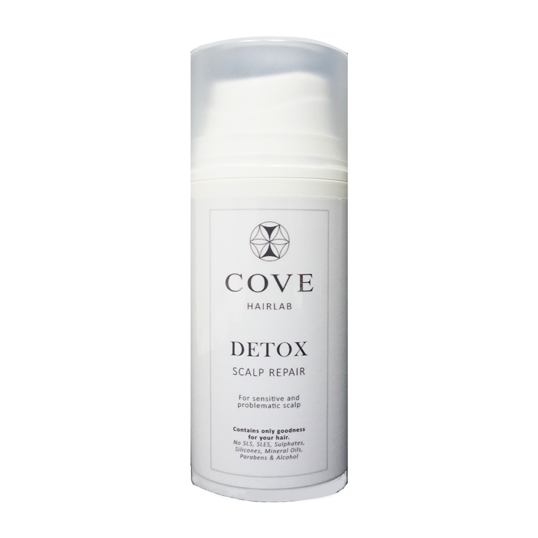 DETOX Scalp Mask (For Sensitive and Problematic Scalp)