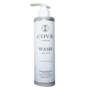 WASH Hair Shampoo (Anti-Grey Hair)