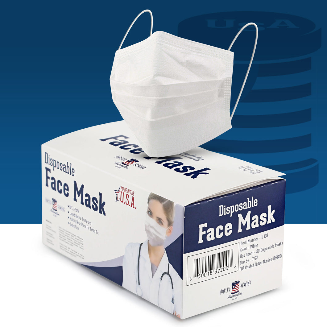 Donations Youth ASTM Level 3 Face Mask