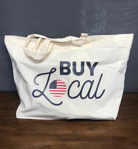 "Tote ""Buy Local"""