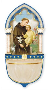 St Anthony of Padua Font