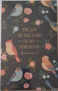 Journal - The Joy of the Lord is My Strength