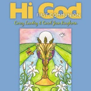 Hi God First Communion 2-CD set