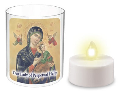 Votive Light -  Our Lady of Perpetual Help