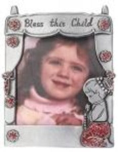 Photo frame for little girl