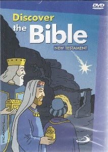 DVD: Discover the Bible (New Testament)