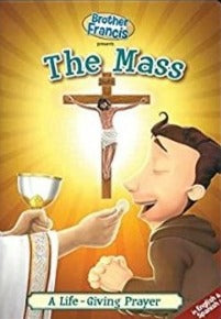 DVD: The Mass (Brother Francis)