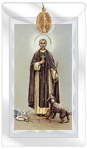 St Martin de Porres Prayer Card