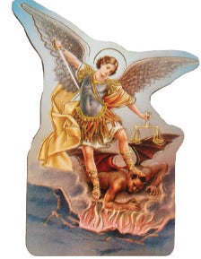 Fridge Magnet - St Michael