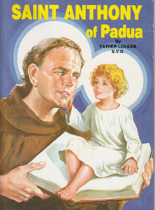 Saint Anthony of Padua - St Joseph Picture Book