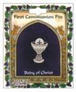 Lapel Pin First Communion - Chalice