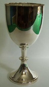 Chalice Silver Plated