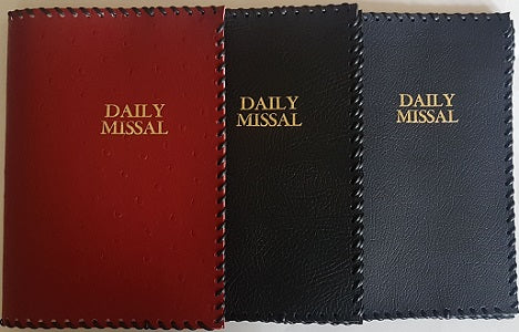 Daily Missal Cover