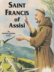 Saint Francis of Assisi - St Joseph Picture Book