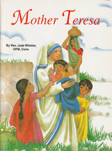 Mother Teresa - St Joseph Picture Book