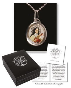 Necklet St Therese of Lisieux