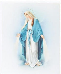 Our Lady of Grace Picture A4 size