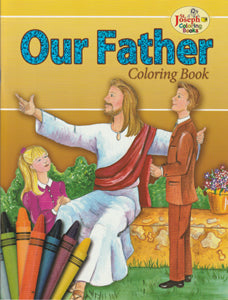 Our Father Coloring Book